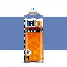 Molotow : Belton Premium Spray Paint : 400ml : Blueberry Light 088 : Ship By Road Only