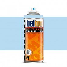 Molotow : Belton Premium Spray Paint : 400ml : Azure Blue 090 : Ship By Road Only