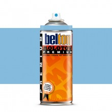 Molotow : Belton Premium Spray Paint : 400ml : Shock Blue Light 092 : Ship By Road Only
