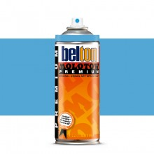 Molotow : Belton Premium Spray Paint : 400ml : Shock Blue Middle 093 : Ship By Road Only