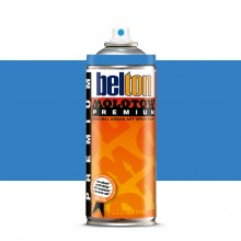 Molotow : Belton Premium Spray Paint : 400ml : Tulip Blue Light 095 : Ship By Road Only