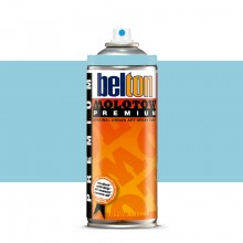 Molotow : Belton Premium Spray Paint : 400ml : Ice-Blue Dark 110 : Ship By Road Only