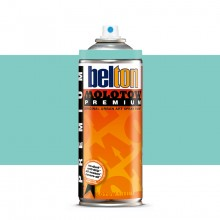 Molotow : Belton Premium Spray Paint : 400ml : Crystal Blue Dark 118 : Ship By Road Only