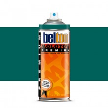 Molotow : Belton Premium Spray Paint : 400ml : Lagoon Blue 126 : Ship By Road Only