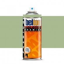 Molotow : Belton Premium Spray Paint : 400ml : Gale Green 131 : Ship By Road Only