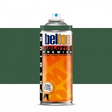 Molotow : Belton Premium Spray Paint : 400ml : Black Forest Green 135 : Ship By Road Only