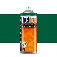 Molotow : Belton Premium Spray Paint : 400ml : Turquoise Green Middle 141 : Ship By Road Only