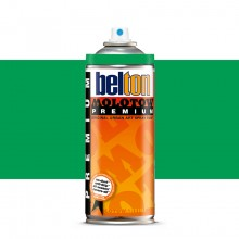 Molotow : Belton Premium Spray Paint : 400ml : Kacao77 Univ. Green 146 : Ship By Road Only