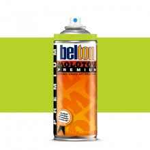 Molotow : Belton Premium Spray Paint : 400ml : Kiwi Light 149 : Ship By Road Only