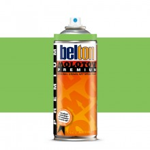 Molotow : Belton Premium Spray Paint : 400ml : Hippie Green 155