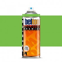 Molotow : Belton Premium Spray Paint : 400ml : Wasabi 156 : Ship By Road Only