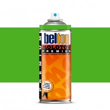 Molotow : Belton Premium Spray Paint : 400ml : Cliff Green 157 : Ship By Road Only