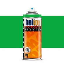 Molotow : Belton Premium Spray Paint : 400ml : Clover Green 158 : Ship By Road Only