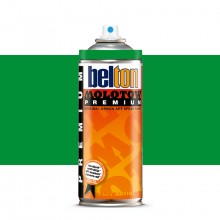 Molotow : Belton Premium Spray Paint : 400ml : Juice Green 159 : Ship By Road Only