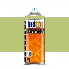 Molotow : Belton Premium Spray Paint : 400ml : Green Tea 169 : Ship By Road Only