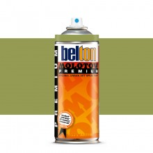 Molotow : Belton Premium Spray Paint : 400ml : P.Jay Green 170 : Ship By Road Only