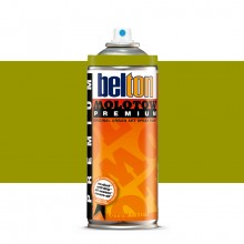 Molotow : Belton Premium Spray Paint : 400ml : Green Bean 180 : Ship By Road Only