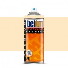 Molotow : Belton Premium Spray Paint : 400ml : Ivory Light 184 : Ship By Road Only