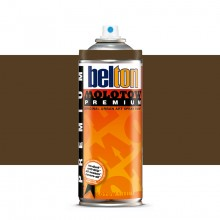 Molotow : Belton Premium Spray Paint : 400ml : Mocca 188 : Ship By Road Only