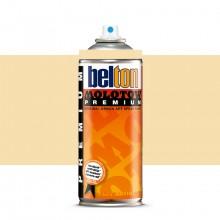 Molotow : Belton Premium Spray Paint : 400ml : Sahara Beige Light 189 : Ship By Road Only