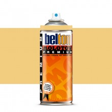 Molotow : Belton Premium Spray Paint : 400ml : Sahara Beige Middle 190 : Ship By Road Only