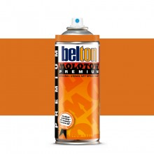 Molotow : Belton Premium Spray Paint : 400ml : Orange Brown Middle 200 : Ship By Road Only