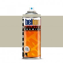 Molotow : Belton Premium Spray Paint : 400ml : Stone Grey Light 213 : Ship By Road Only