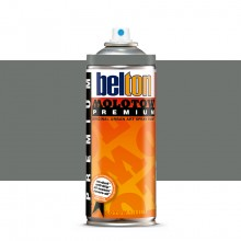 Molotow : Belton Premium Spray Paint : 400ml : Mouse Grey 219