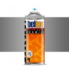 Molotow : Belton Premium Spray Paint : 400ml : Silver Dollar 220 : Ship By Road Only