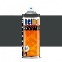 Molotow : Belton Premium Spray Paint : 400ml : Anthracite Grey 223 : Ship By Road Only