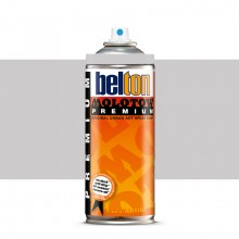 Molotow : Belton Premium Spray Paint : 400ml : Pebble Grey 229 : Ship By Road Only