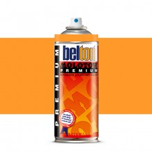 Molotow : Belton Premium Spray Paint : 400ml : Neon Orange 233 : Ship By Road Only