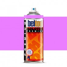 Molotow : Belton Premium Spray Paint : 400ml : Neon Pink 234 : Ship By Road Only