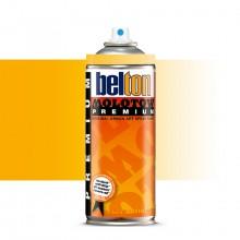 Molotow : Belton Premium Spray Paint : 400ml : Melon Yellow Transparent 237