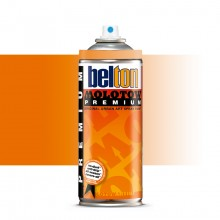 Molotow : Belton Premium Spray Paint : 400ml : Dare Orange Transp. 238 : Ship By Road Only