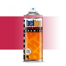 Molotow : Belton Premium Spray Paint : 400ml : Telemagenta Transparent 240 : Ship By Road Only