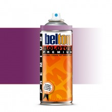Molotow : Belton Premium Spray Paint : 400ml : Currant Transparent 241