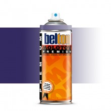 Molotow : Belton Premium Spray Paint : 400ml : Ultramarine Blue Transparent 242 : Ship By Road Only