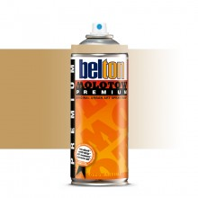 Molotow : Belton Premium Spray Paint : 400ml : Milk Coffee Transparent 248 : Ship By Road Only