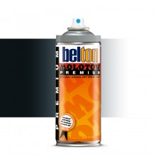 Molotow : Belton Premium Spray Paint : 400ml : Toast Signal Black Transparent 249 : Ship By Road Only