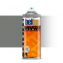 Molotow : Belton Premium Spray Paint : 400ml : Middle Grey Neutral Transparent 250 : Ship By Road Only
