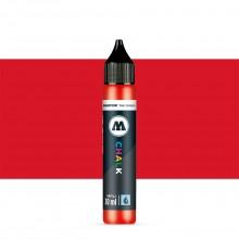 Molotow : Chalk Marker Refill : 30ml : Red #003