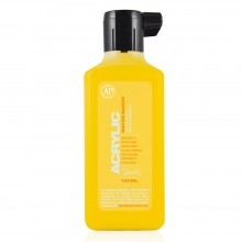 Montana : Acrylic : Refill : 180ml : Shock Yellow
