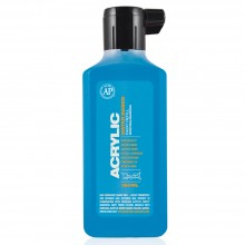 Montana : Acrylic : Refill : 180ml : Shock Blue.