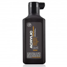 Montana : Acrylic : Refill : 180ml : Shock Black