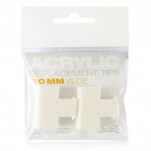 Montana : Acrylic : Replacement Tip For Marker : Pack Of 2 : 30mm