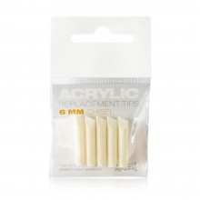 Montana : Acrylic : Replacement Tip For Marker : Pack Of 5 : 6mm