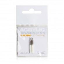 Montana : Acrylic : Replacement Tip For Marker : Pack Of 2 : 0.5mm