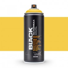 Montana : Black : 400ml : Yellow (Road Shipping Only)