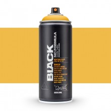 Montana : Black : 400ml : Melon Yellow (By Road Parcel Only)
